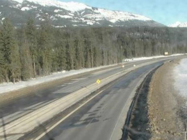 Highway 1 closed in both directions east of Golden B.C. due to avalanche hazard