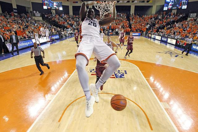 Deep sleepers: Who could wreck brackets in March?