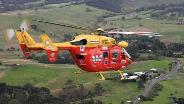 Girl flown to hospital after dog attack on Waiheke Island