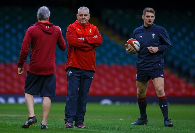 Gatland glad as Wales left with a shot at second place