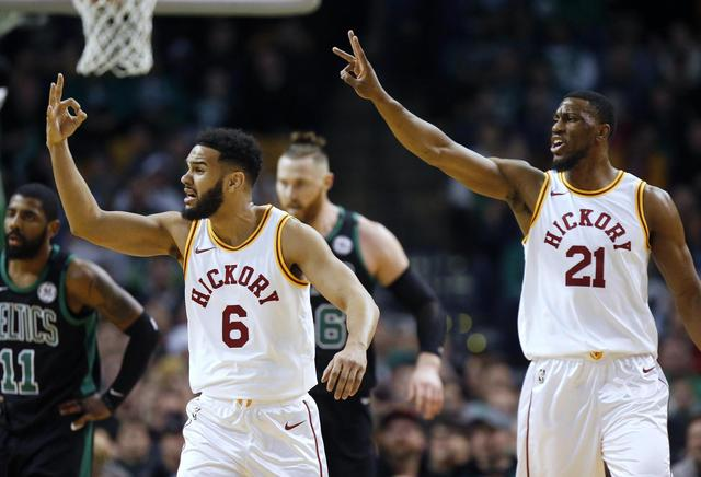 Pacers hold on for 99-97 victory over Celtics
