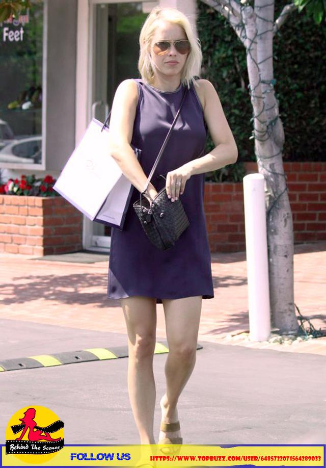 Claire Holt Shopping in WH