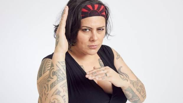 Review: Anika Moa gets the four year olds moshing