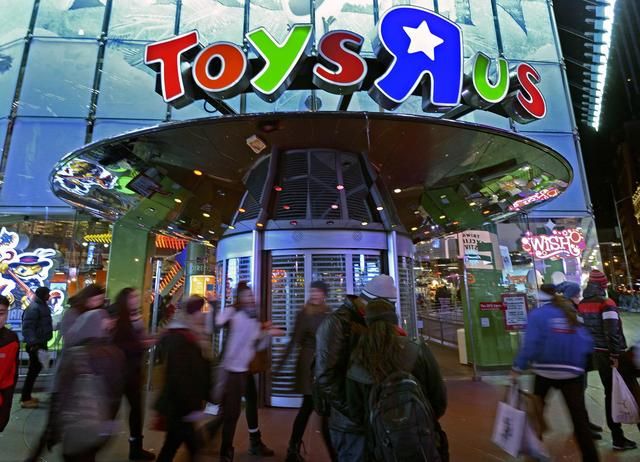 Why the Toy Industry Would Suffer If Toys 'R' Us Disappears