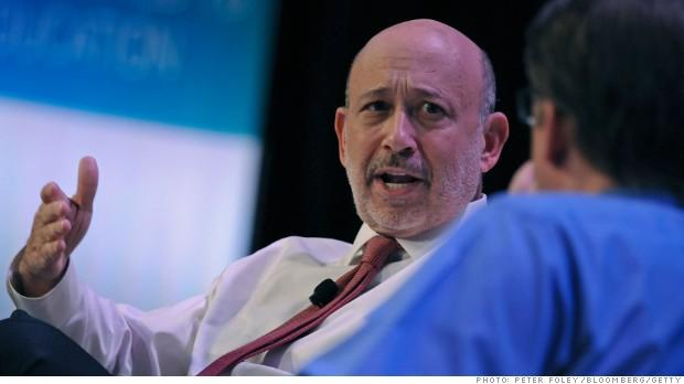 Lloyd Blankfein: Financial crisis taught me a lot about myself