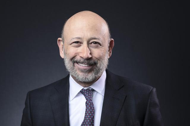 Goldman Sachs CEO Lloyd Blankfein to Step Down, Report Says