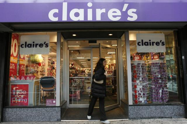 Claire's Is the Latest Victim of the Retail Apocalypse