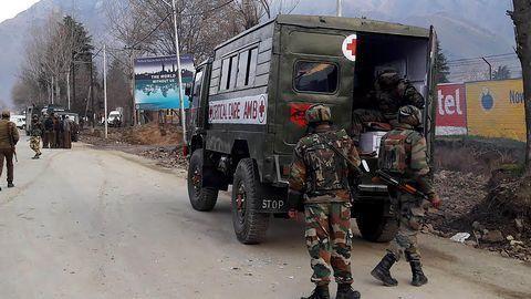 Jammu & Kashmir: Three terrorists gunned down in Anantnag