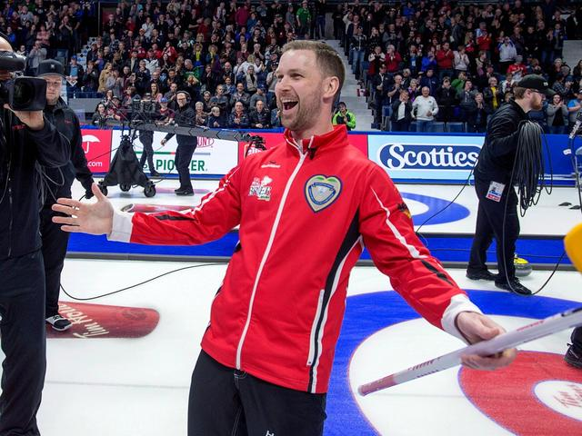 Brad Gushue defeats Brendan Bottcher to win back-to-back Brier championships