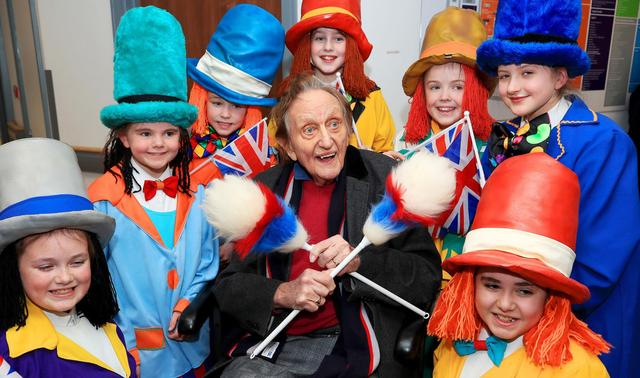 Sir Ken Dodd: Tributes paid to one of comedy's 'all-time greats'