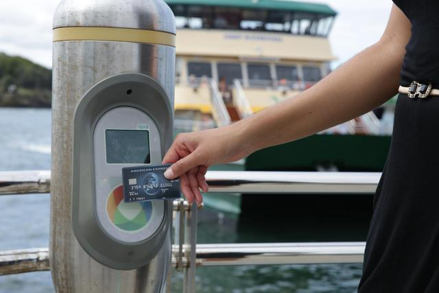 NSW extends contactless travel to American Express cardholders