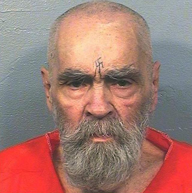 Bizarre battle over body of Charles Manson won by grandson