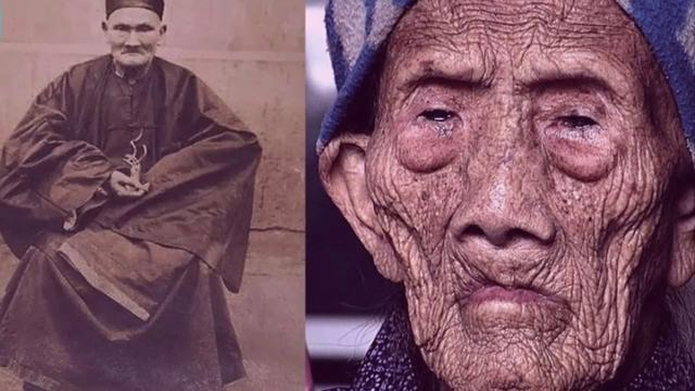Age 256 years, 23 wives and 200 children, this man opened the mystery to get a long life