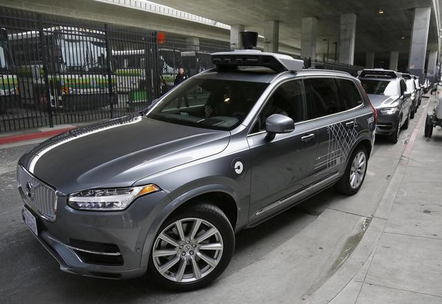Crash marks 1st death involving fully autonomous vehicle