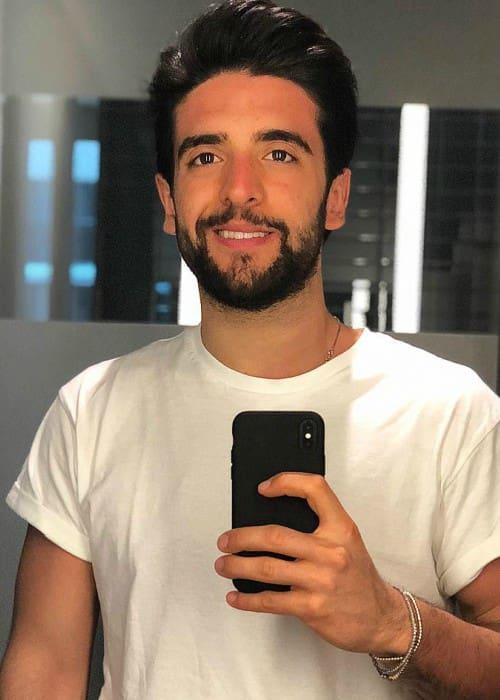 Piero Barone Height, Weight, Age, Body Statistics