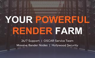 Fox Renderfarm: Your Powerful Render Farm for CG Artists Worldwide