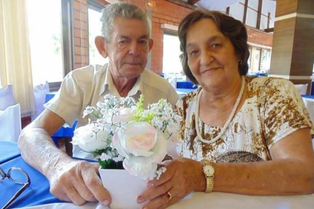 Casal que estava junto há 55 anos morre e é sepultado no mesmo dia em Blumenau