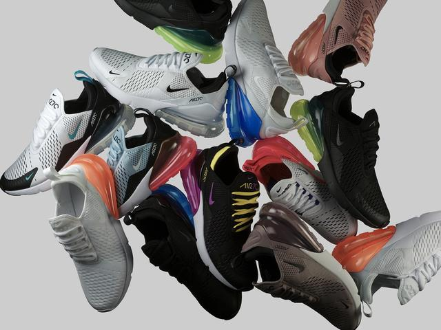 1011f983a3 An Official Look at Nike's New Air Max 270 Colorways_国际_蛋蛋赞