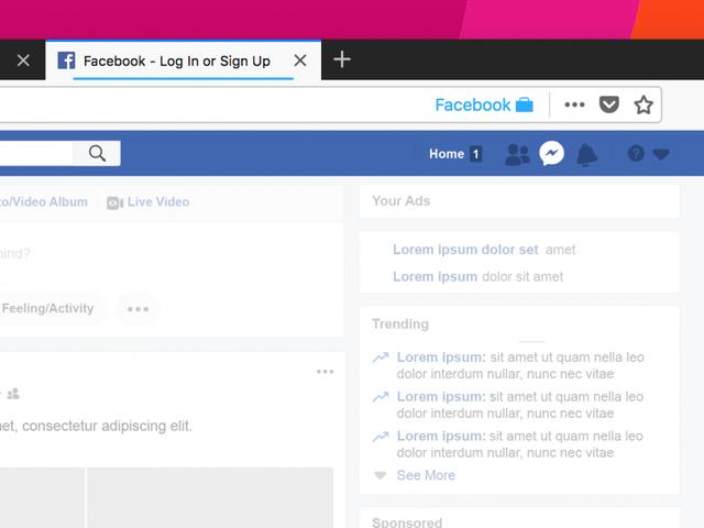 'Facebook Condom'? - Mozilla Launches Firefox Extension To Avoid Zuck's Spying Eyes