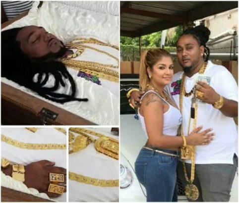 Millionaire Buried With $2m Worth Of Jewelries, Timberland and Bentley (Photos)