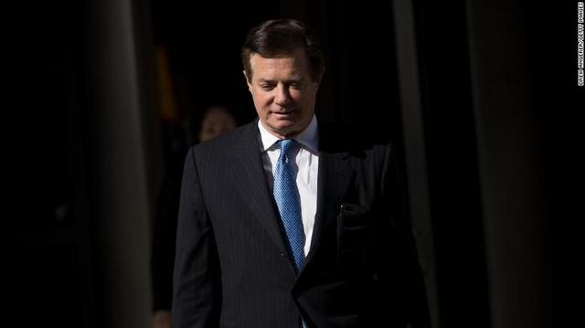Paul Manafort thinks he's being treated like a 'VIP' in jail, special counsel says