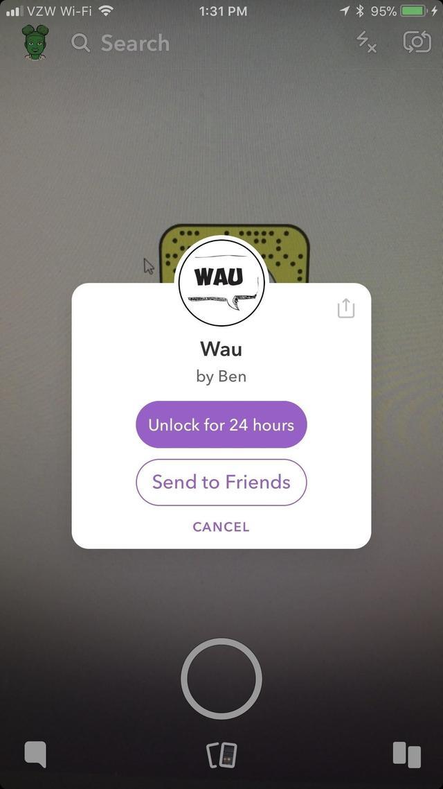Snapchat 101: How to Share Custom Lenses &