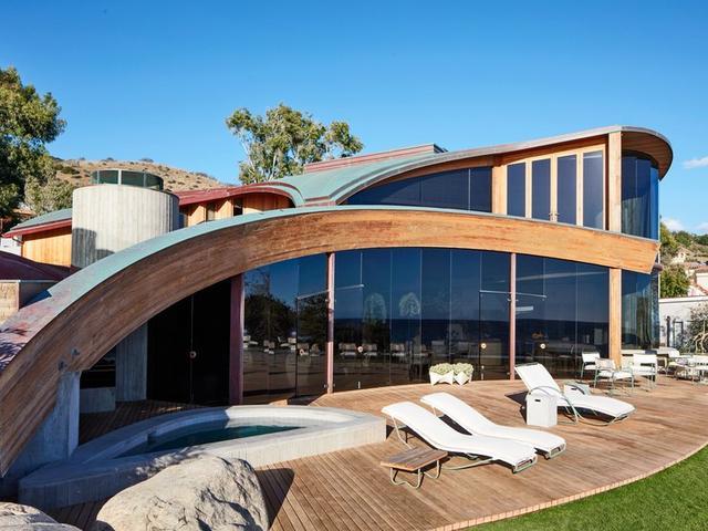 Beach House in Malibu_国际_蛋蛋赞 on
