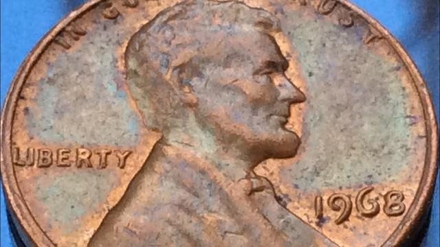1968 Lincoln Penny Rare Error Coin No Mint Marks Worth Big Money One Cent