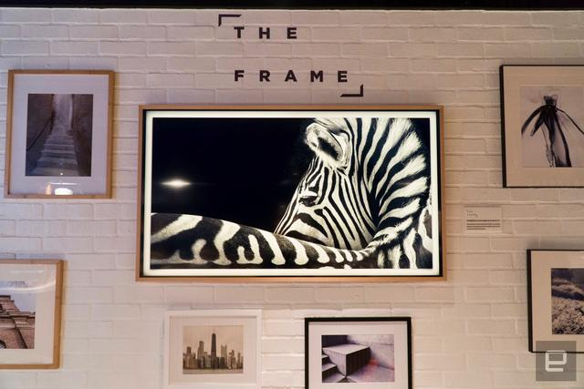 Samsung offers $400 discount on its artsy 'The Frame' TV_国际_蛋蛋赞