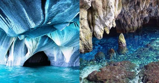10 The Most Beautiful Undersea Cave Tour In The World 国际 蛋蛋赞