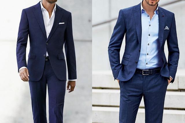 Lounge Suit Dress Code Guide For Men 国际 蛋蛋赞