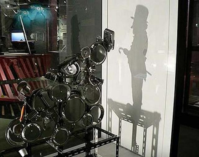 10 Amazing Pieces Of Shadow Art