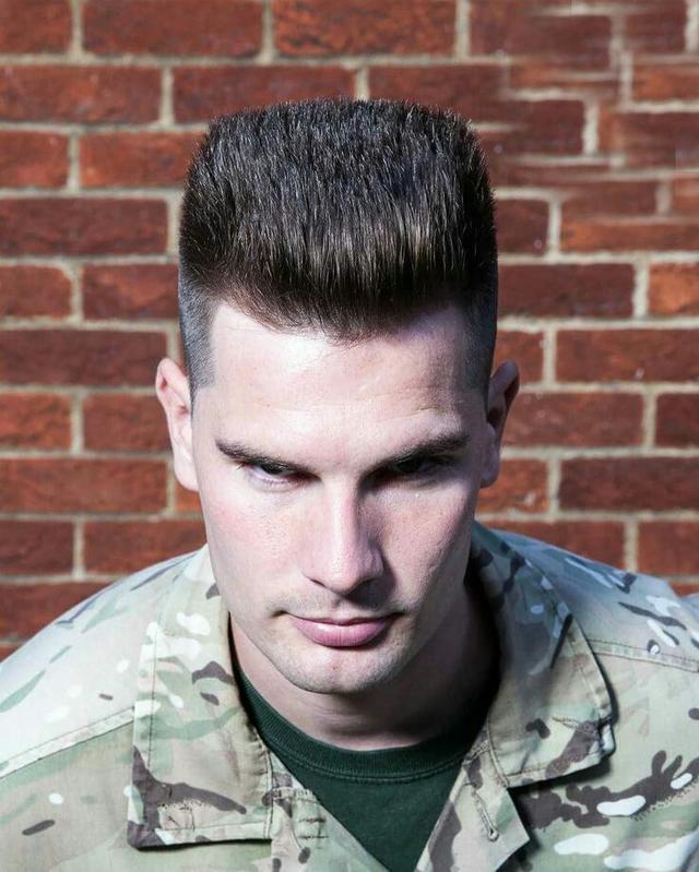 The Best Army Haircuts For American Men Are The Trend Of 2018