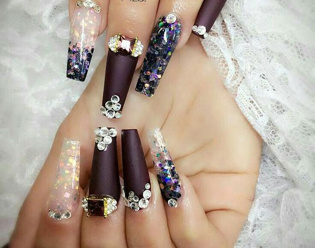 Best 3d Nail Design For All Kinds Of Manicure In 2018