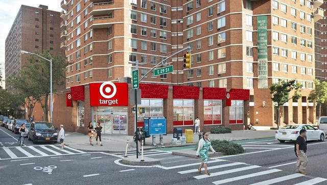 Target Boosts Flexible Format Stores, Beauty and Restock