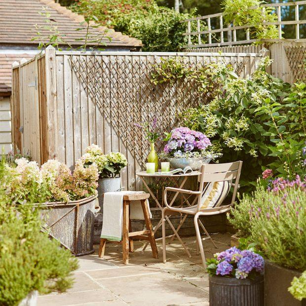 Pretty Patio Ideas For Every Garden Space