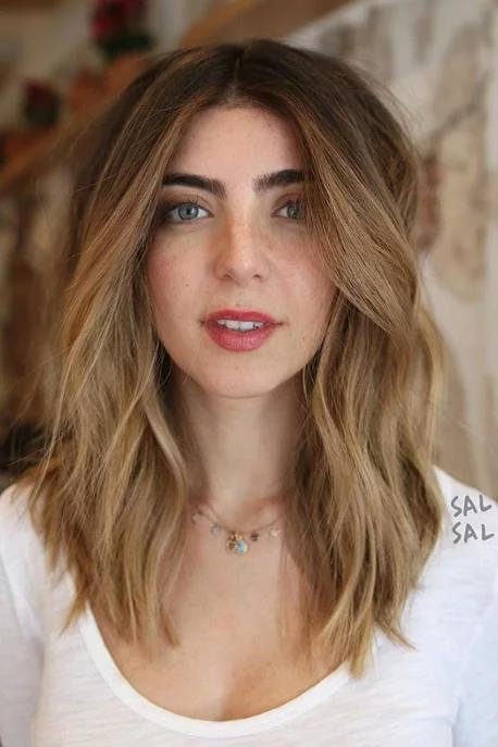 Hairstyles 2018 For Women With Round Faces