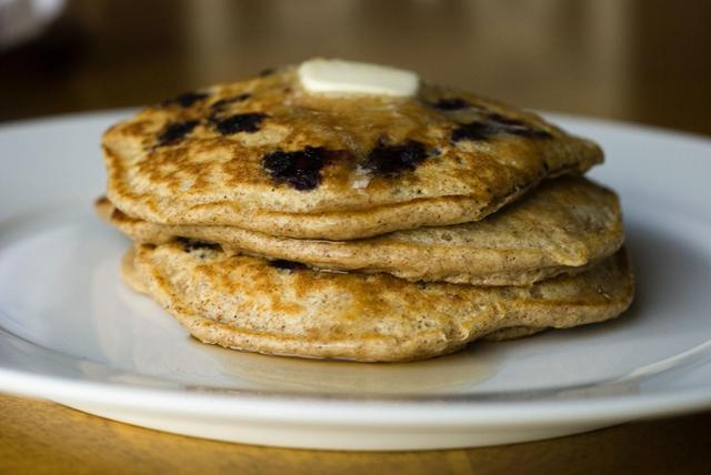 How To Make Chicken Pox Pancakes