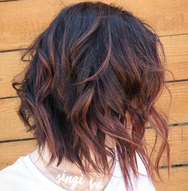 Chestnut Brown Hair Colors For 2018