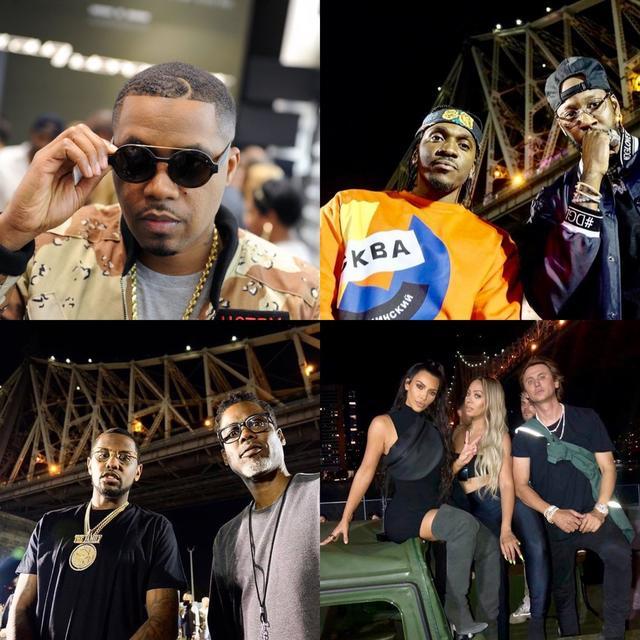 Nas Album Release Party Pics – Tipmyshow