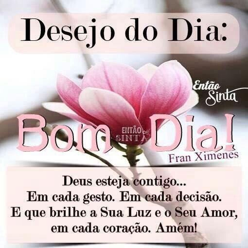 Lindas Frase De Bom Dia Para Compartilhar No Facebook