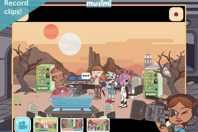 make your own animated movies with new app muvimi 国际 蛋蛋赞