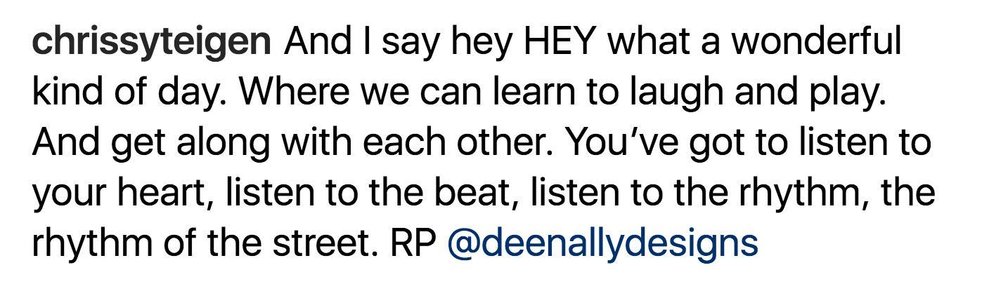John Legend Had The Best Response To Chrissy Teigen Trolling