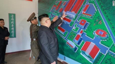 Image result for North Korea satellite images show missile plant construction, analysts say