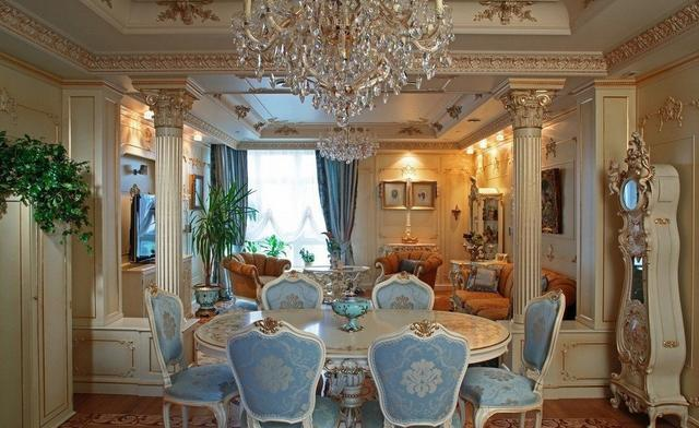 Baroque Style In The Interior 40 Photos Of Examples Design