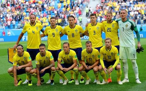 Sweden World Cup 2018 squad: All you need to know, from playing
