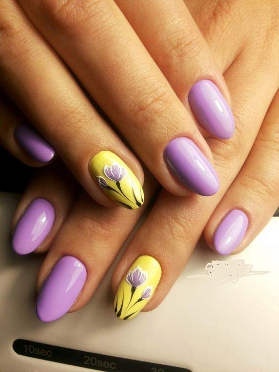 - 30+ Round Nails Designs. What Do You Think About This Nail Design?
