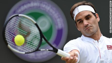Roger Federer suffers shock Wimbledon loss to Kevin Anderson