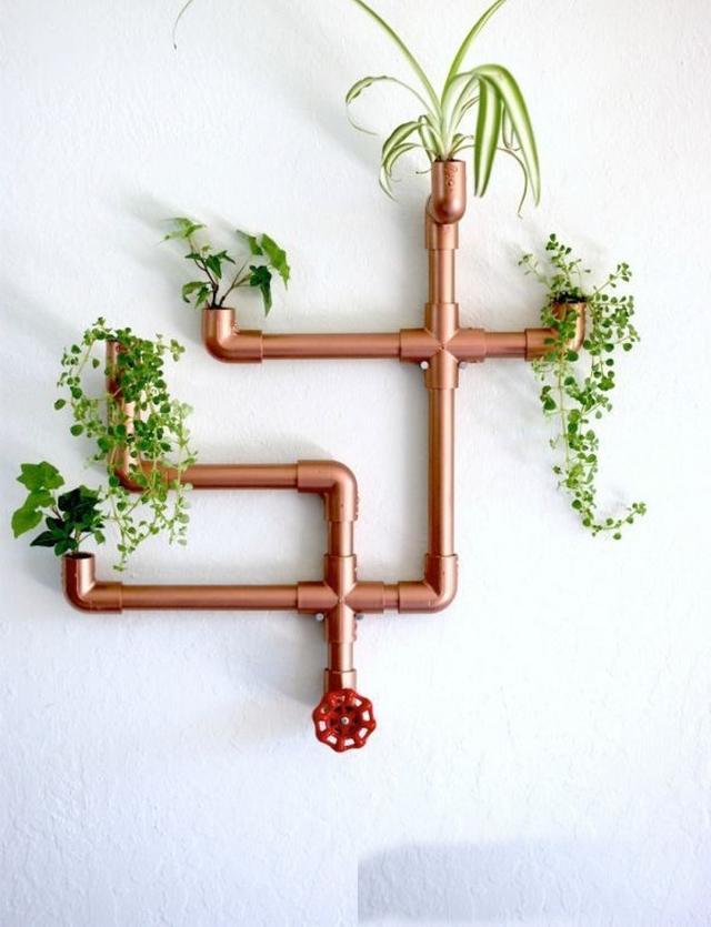 17 Cool PVC Hacks That Can Make Your Home More Beautiful_国际_蛋蛋赞