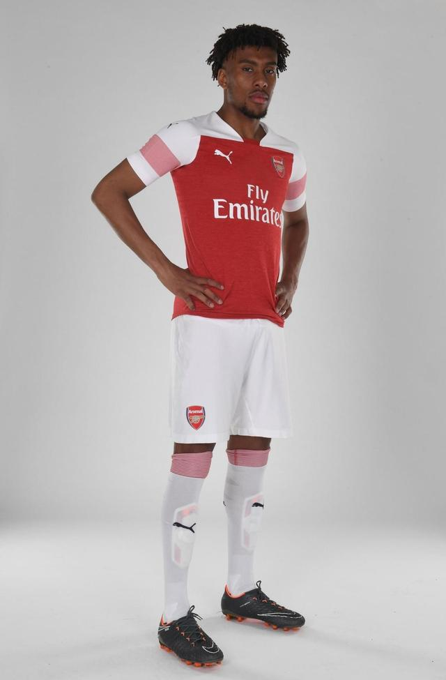 505db926cb4 Ainsley Maitland-Niles New Tottenham kit  How Spurs  £160 strip compares to  Arsenal
